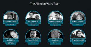 albedon wars team