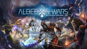 Albedon Wars Cover