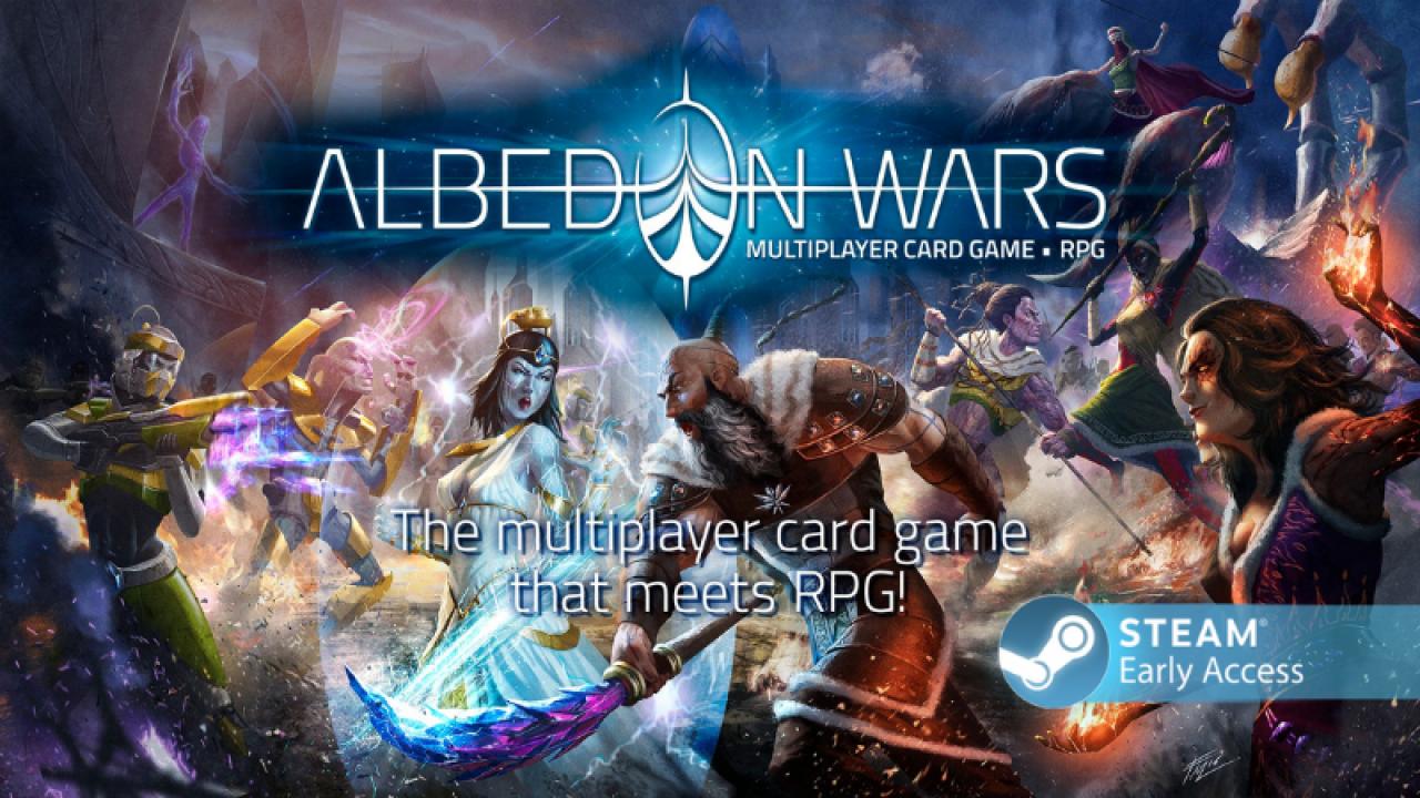 Cover del gioco Albedon Wars